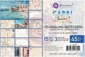 Capri 4 x 6 Journaling Cards - Prima - PRE ORDER