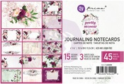 Pretty Mosaic 4 x 6 Journaling Cards - Prima - PRE ORDER