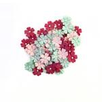 Carnelian Flowers - Pretty Mosaic - Prima