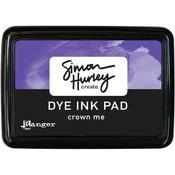 Crown Me Dye Ink Pad - Simon Hurley