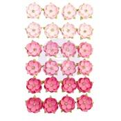 Pink Beach Flowers - Surf Board - Prima - PRE ORDER