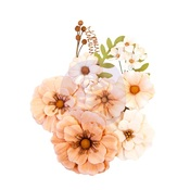Malibu Flowers - Surf Board - Prima