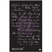 Read My Letter 6x9 Stencil - Prima