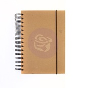 Art Daily Chipboard Journal 5.5 x 8 - Prima - PRE ORDER