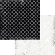 Dot Paper - Tuxedos & Tiaras - Bo Bunny