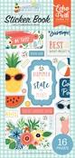 Summertime Sticker Book - Echo Park