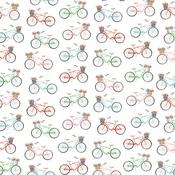 Bikes Paper - Summer Market - Carta Bella