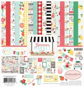 Summer Market Collection Kit - Carta Bella