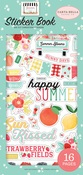 Summer Market Sticker Book - Carta Bella - PRE ORDER