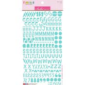 Ice Bella Florence Alphabet Stickers