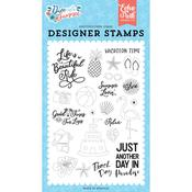 Paradise Stamps - Dive Into Summer - Echo Park