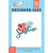 Hibiscus Sunshine Dies - Dive Into Summer - Echo Park