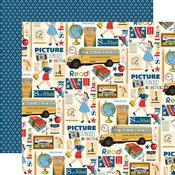 School Days Paper - School Days - Carta Bella - PRE ORDER