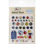 School Days Decorative Brads - Carta Bella - PRE ORDER