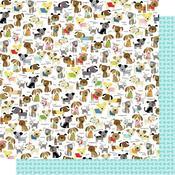 Dog Pack Paper - Cooper - Bella Blvd - PRE ORDER