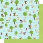 Dog Park Paper - Cooper - Bella Blvd