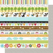Cooper Borders Paper - Cooper - Bella Blvd - PRE ORDER