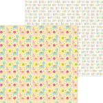 Party Animal Paper - Hey Cupcake - Doodlebug