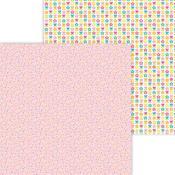Cupcake Sprinkles Paper - Hey Cupcake - Doodlebug
