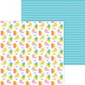 Party Purrrfect Paper - Hey Cupcake - Doodlebug