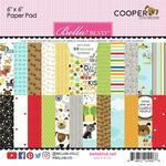 Cooper 6 x 6 Paper Pad - Bella Blvd