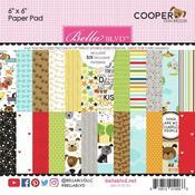 Cooper 6 x 6 Paper Pad - Bella Blvd - PRE ORDER