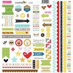 Cooper Doohickey Sticker Sheet - Bella Blvd