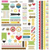 Cooper Doohickey Sticker Sheet - Bella Blvd