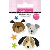 Pups Bella-pops - Cooper - Bella Blvd - PRE ORDER