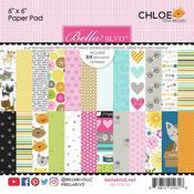 Chloe 6 x 6 Paper Pad - Bella Blvd