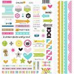 Chloe Doohickey Sticker Sheet - Bella Blvd