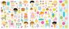 Hey Cupcake Doodlebug Odds & Ends Die-Cuts - PRE ORDER