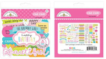 Hey Cupcake Doodlebug Odds & Ends Chit Chat Die-Cuts - PRE ORDER