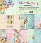 Alice's Tea Party Collection Pack - Memory-Place