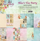 Alice's Tea Party Collection Pack - Memory-Place - PRE ORDER