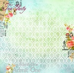 Alice's Tea Party Paper - Memory-Place