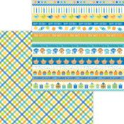 Party Boy Paper - Party Time - Doodlebug - PRE ORDER