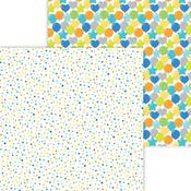 Confetti Fest Paper - Party Time - Doodlebug - PRE ORDER