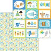 Surprise Paper - Party Time - Doodlebug - PRE ORDER