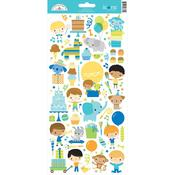 Party Time Icons Stickers - Dooodlebug - PRE ORDER