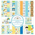 Party Time Doodlebug Double-Sided Paper Pack