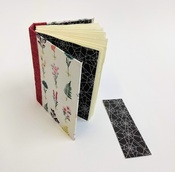 "One of a Kind 5""x6"" Handmade Journal"