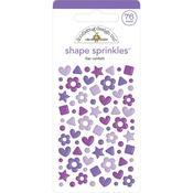 Lilac Confetti Sprinkles - Doodlebug