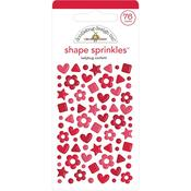 Ladybug Confetti Sprinkles - Doodlebug - PRE ORDER