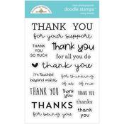 Many Thanks Stamps - Doodlebug - PRE ORDER