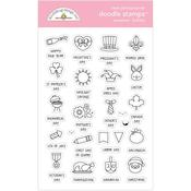 Occasions - Holiday Stamps - Doodlebug - PRE ORDER