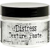 Matte Tim Holtz Distress Texture Paste 3oz - PRE ORDER