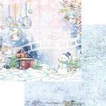 Let's Build A Snowman Paper - Winter Wonderland - Asuka Studio