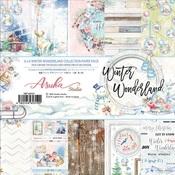 Winter Wonderland 6 x 6 Paper Pad - Asuka Studio