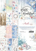 Winter Wonderland A4 Collection Pack - Asuka Studio - PRE ORDER